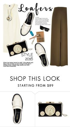"""On Trend"" by clotheshawg ❤ liked on Polyvore featuring Nine West, Kate Spade, Maryam Keyhani and Chambers & Beau"