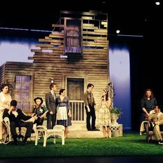 ALL MY SONS by Arthur Miller/ Dr. Phillips High School