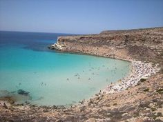 Rabbit Beach: voted beach in the world by tripadvisor readers, remote island off the coast of Italy: Lampedusa Beach List, Beach Fun, Pink Beach, Palermo, Famous Beaches, South Padre Island, Paradise Found, Beaches In The World, Thing 1