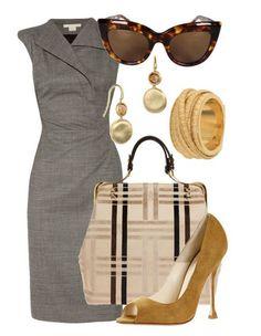 Outfit formal, encuentra más en http://mipagina.1001consejos.com/