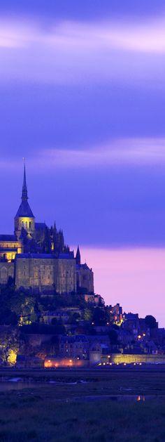 フランス モン・サン=ミシェル Mont Saint-Michel, France