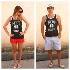 His & Hers Tank Tops