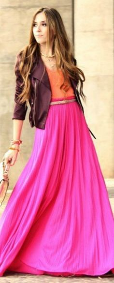 Street style... love the convo so fresh and vivid!