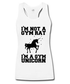 You're not a gym rat, you're a gym unicorn! | Fit Bottomed Girls