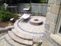 Adding boarders or banding to your patio will help define your outdoor living spaces. Backyard, Patio, Outdoor Living, Outdoor Decor, Boarders, Holiday Lights, Walkways, Landscape Lighting, Highlight