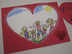 Fête des mères 2019 Art Dish: My Family Preschool Family, Preschool Arts And Crafts, Family Crafts, Family Activities, Family Theme, Family Day, Children's Day Craft, School Wreaths, Child Day