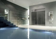 Box doccia in cristallo Acqua Duka: massima trasparenza