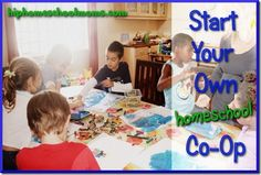 Start Your Own Co-Op - Hip Homeschool Moms