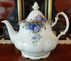 Tea And Crumpets, Tea Pots, Porcelain, Tableware, Coffee, Kaffee, Porcelain Ceramics, Dinnerware, Tablewares