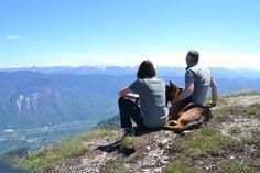 Top of Corno di Tres #miravaldinon #valdinon #natura #landscape #panorama