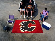 Show your team pride and add style to your tailgating party with Sports Licensing Solutions area rugs. nylon carpet and non-skid recycled vinyl backing. Officially licensed and chromojet printed in true team colors. Nhl News, Star Wars, Nylon Carpet, New York Islanders, New Jersey Devils, University Of Alabama, Syracuse University, Valparaiso University, Bradley University