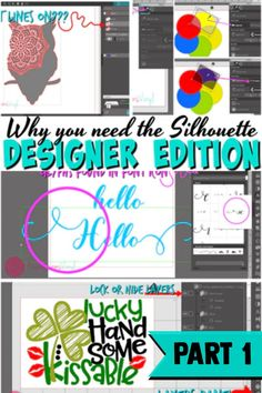 Dont be hesitant to upgrade your Silhouette Basic Edition to the Designer Editions, ExpressionsVinyl will show you all the perks that will will want with your everyday Vinyl creations. Silhouette Curio Projects, Silhouette Design Studio, Silhouette Cameo Tutorials, Silhouette Studio Designer Edition, Silhouette Vinyl, Silhouette Cameo Machine, Silhouette America, Silhouette Portrait, Silhouette Files