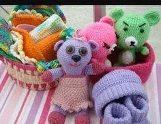 Croche toys