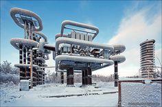 Alien Constructions In the Moscow Region? Tesla Generator, Tesla Turbine, Tesla S, High Voltage, Europe, Construction, Moscow, Building, Bench