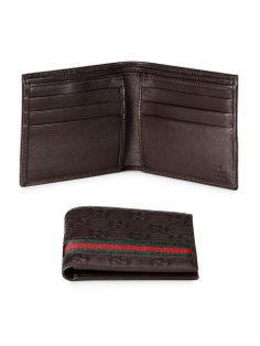 Guccissima Leather Bifold Wallet | mens wallet | menswear | mens fashion | mens style | wantering http://www.wantering.com/mens-clothing-item/guccissima-leather-bifold-wallet/aarpT/