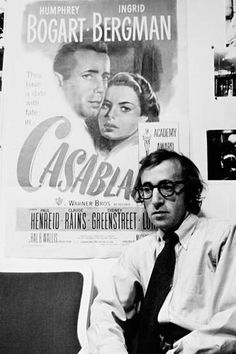 Woody Allen, Play it Again, Sam, 1972 Stampa fotografica su AllPosters.it