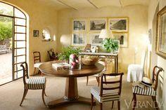 Tuscan Farmhouse - Italian Villa - Veranda