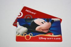 How to use Target's RedCard to save money on a Disney World trip