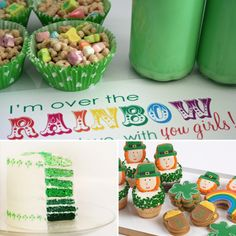 These Sweet St. Patrick's Day Treats Will Bring Your Tots the Luck of the Irish  - @lilsugar