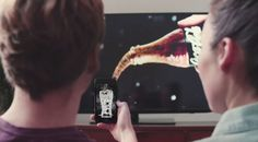 Coca Cola ads - As part of its mission to create joyful moments, Coca-Cola ads commonly employ technology to surprise and delight consumers. This is definitely app...