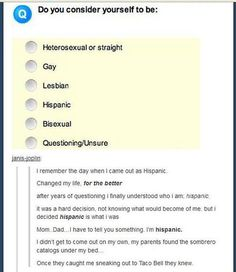 funny choose gender Hispanic on imgfave