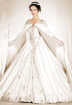 c979fa7c5f0 Hermione s wedding gown Medieval and Celtic Wedding Gowns