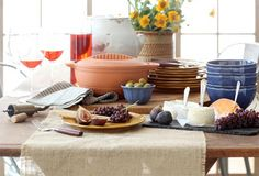 Tour of Tuscany on OneKingsLane.com...love all of the wine glass,gold swirls and stemless...fabulous!