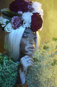 BLACK FASHION - hellyeahchantellewinnie: Chantelle Winnie byIrvin...