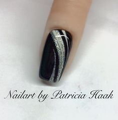In search for some nail designs and ideas for your nails? Listed here is our list of 31 must-try coffin acrylic nails for trendy women. Gel Nail Designs, Cute Nail Designs, Nails Design, Fancy Nails, Cute Nails, Tumblr Nail Art, Trendy Nail Art, Nagel Gel, Black Nails