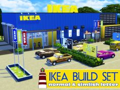 IKEA Build Set by Akisma.