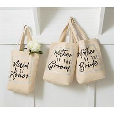 Wedding Canvas Totes   Time Your Gift Bridal Shower Gifts For Bride, Bride Gifts, Home Wedding, Wedding Day, Wedding Gifts, Wedding Canvas, Brides Basket, Engagement Gifts, Wedding Engagement