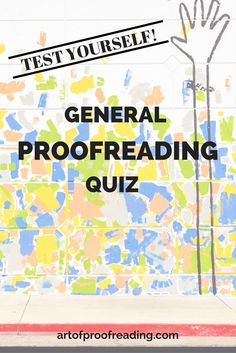 Take this fun proofreading quiz to see how your spelling, grammar and language skills rate. Find out if you have the potential to become a proofreader. Work From Home Opportunities, Work From Home Tips, Make Money From Home, Writing A Book, Writing Tips, Editing Writing, English Writing, Writing Help, Career Quiz