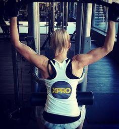 Watch your back! smile XPRO Christina Brenner beim Training.   #smilexpro #acceptnolimit #smilexfitness #fitwoman #fitness   https://instagram.com/p/-ZMYxJk8WV/