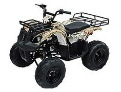 T135DX Utility ATV  Choose your color!  Familygokarts.com