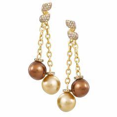 CIJ International Jewellery TRENDS & COLOURS - Earrings by Yvel