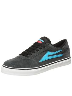 Lakai x  Pretty  Sweet  Manchester  Shoes in Charcoal  54.99 Sports Apparel c5d2d472a60
