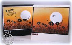 Noor! Design Grass Silhouettes door Janet Blaauw