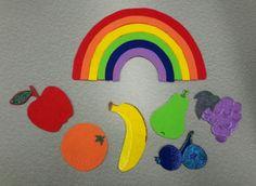 Flannel Friday - Rainbow Stew