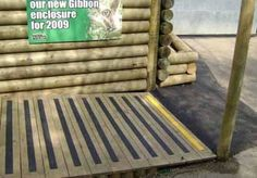Anti-Slip Decking Strips | Screw-Down Fiberglass large image 2