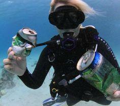 Divers help clean up waters for Dive Against Debris. Ocean Projects, Clean Ocean, Marine Debris, Helping Cleaning, Oceans, Diving, Environment, Earth, Explore