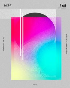 Baugasm by Vasjen Katro: One Poster a Day for 365 Days – Inspiration Grid | Design Inspiration