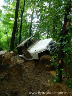 Under The Table and Dreaming: Butch's 'Big Boy' Playground #Jeep