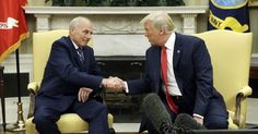 """Donald Trump and the new chief of Staff John Kelly  One day after swearing in a new chief of staff President Trump has a message for the world: He won't stop tweeting. """"Only the Fake News Media and Trump enemies want me to stop using Social Media (110 million people)"""" Trump said in a post Tuesday. """"Only way for me to get the truth out!"""" Trump's latest missive appears to be a response to commentators who wonder if the new White House chief of staff John Kelly would seek to curb the…"""