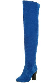 a050546c53f26 Big Tree High Heel Knee High Boots Women Fall Winter Casual Thigh High Boots  by BIGTREE