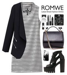 """Romwe 2"" by scarlett-morwenna ❤ liked on Polyvore"