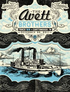 The Avett Brothers - Chattanooga, TN