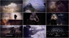 Da Vincis Demons title sequence by Paul McDonnell at Huge Designs