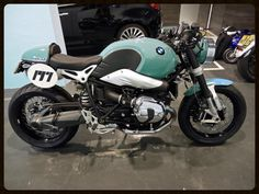 BMW NineT Forum - macats's Album: My R9T is finally done! - Picture