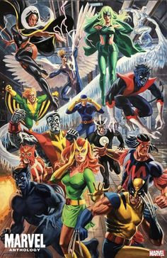 Latest News for Alex Ross To Curate Marvel Anthology Series Comic Book Artists, Comic Book Characters, Comic Artist, Marvel Characters, Comic Character, Marvel Comics Art, Marvel X, Fun Comics, Marvel Heroes