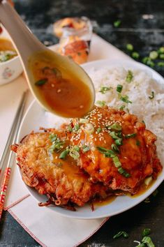 In our family's Chinese restaurant, chicken egg foo young was one of our most popular dishes. Our easy egg foo young recipe will show you how to make it! Restaurant Dishes, Chinese Restaurant, Just Cooking, Asian Cooking, Wok Of Life, Asian Recipes, Ethnic Recipes, Asian Foods, Filipino Recipes